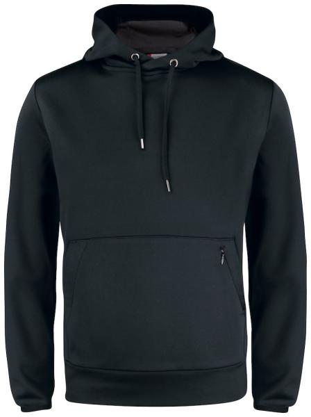 Kapuzensweater Clique Oakdale 021062 Schwarz 99