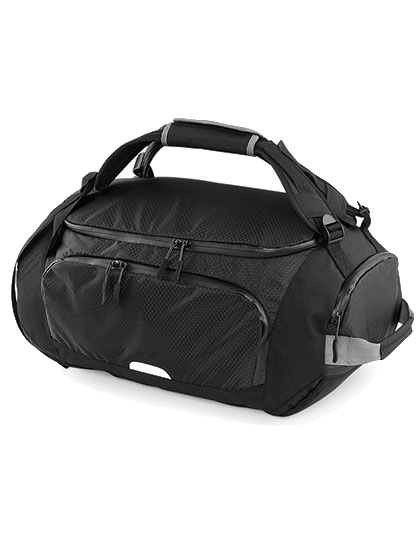 Sporttasche Quadra SLX 30 Litre Stowaway Carry-On QX550 Black_1