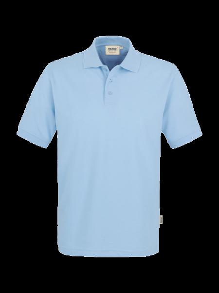 Herren Poloshirt kurzarm Hakro Performance 816 eisblau 020_1