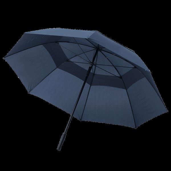 Regenschirm DRIVE 42920 Golfschirm Portierschirm-Handoeffner-Windproof AIR-VENT - XXL navyblau