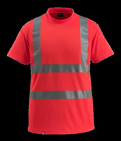 Herren T-Shirt Mascot Townsville 50592-976 hi-visrot 222_1