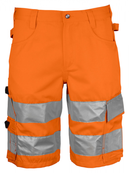 Sicherheitsshorts ProJob 6536 EN ISO 20471 Klasse 2/1 646536 High visability Orange 1799