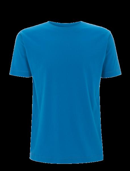 Herren T-Shirt kurzarm Continental Clothing CLASSIC N03 Electric Blue_1
