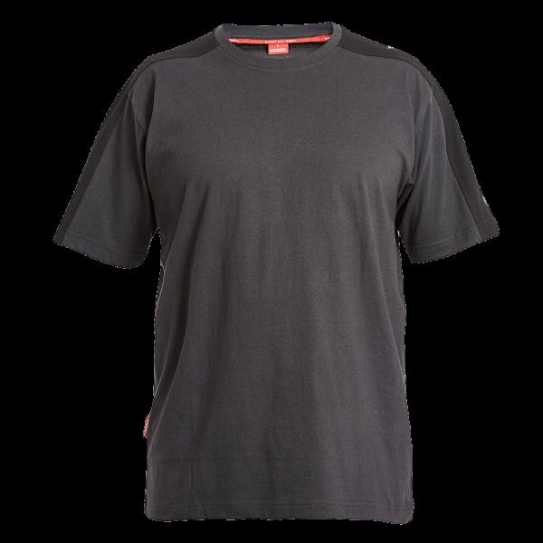Herren Arbeits T-Shirt FE Engel Galaxy 9810-141 Anthrazit Grau/Schwarz 7920_1