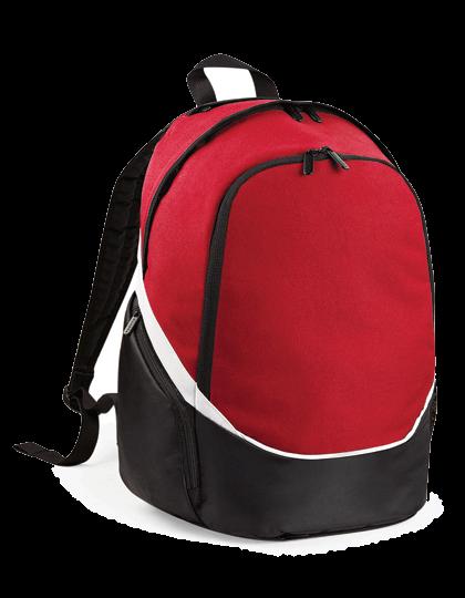 Rucksack Quadra Pro Team Backpack QS255 Classic Red Black White_1