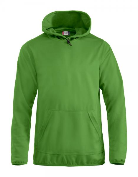 Kapuzensweater Clique Danville 021054 Apfelgruen 605