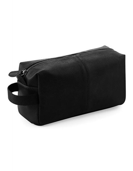 Necessaire Quadra NuHide® Washbag QD879 Black