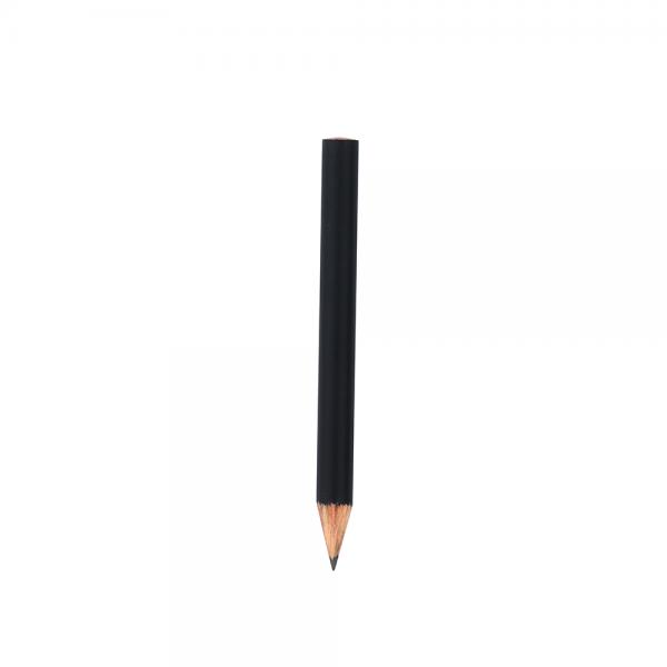 Bleistift Mini rund ohne Radiergummi 2250.2 schwarz 10_1
