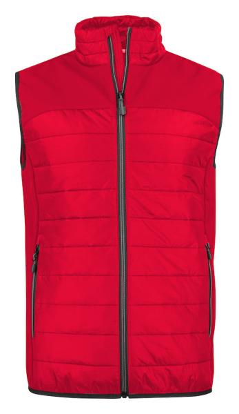 Steppweste Printer Expedition Vest 2261063 Rot 400