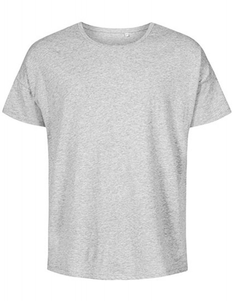 Herren T-Shirt kurzarm Promodoro Oversized 1410 Heather Grey