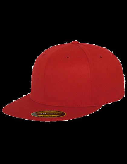 Cap FLEXFIT Premium 210 Fitted 6210 Red_1