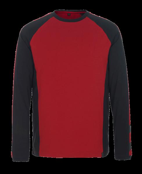 Herren T-Shirt Mascot Bielefeld 50568-959 rot/schwarz 0209_1