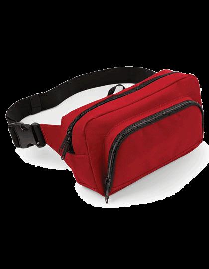Bauchtasche BagBase Organiser Waistpack BG53 Classic Red_1