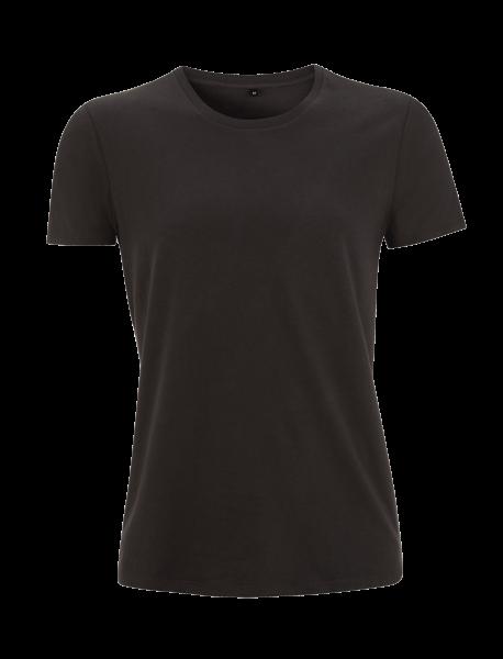 Herren T-Shirt kurzarm Continental Clothing SLIM CUT N18 Ash Black_1