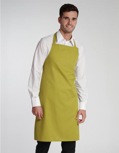 Unisex Latzschuerze C.G. Workwear Verona 90 x 75 cm 00131 Oasis