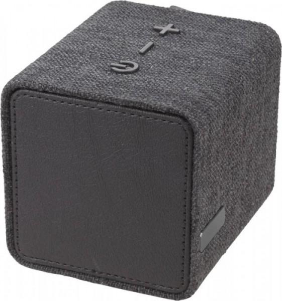 Lautsprecher Bluetooth® Fortune Fabric 108294 schwarz, grau 00