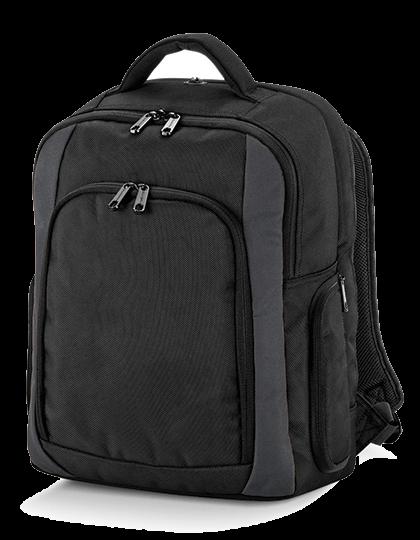 Rucksack fuer Laptop Quadra Tungsten™ Laptop Backpack QD968 Black Dark-Graphite_1