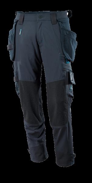 Herren Arbeitshose Mascot Advanced 17031-311 schwarzblau 010_1