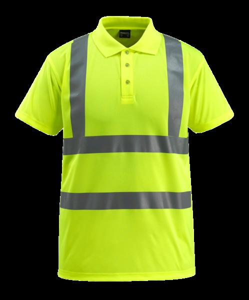 Herren Poloshirt Mascot Bowen 50593-972 hi-visgelb 17_1