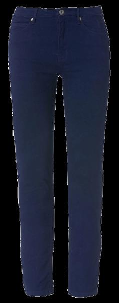 Damen Stretch Hose Clique 5-Pocket Stretch Ladies 022041 Dunkel Marine 580_1