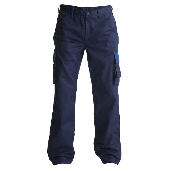 Herren Arbeitshose FE Engel Light Servicehose 2280-740 Marine/Azurblau 68_1