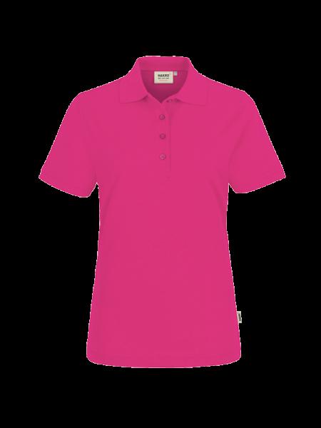 Damen Poloshirt kurzarm Hakro Performance 216 magenta 122_1