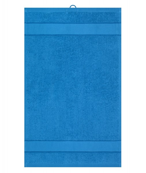 Gaestetuch Myrtle Beach Guest Towel MB441 cobalt