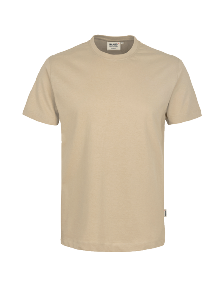 Herren T-Shirt kurzarm Hakro Classic 292 sand 007_1