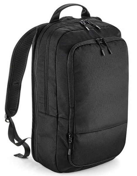 Rucksack Quadra Pitch Black 24 Hour Backpack QD565 Black