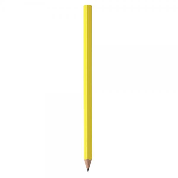 Bleistift Zimmermann 3-Kant 2250.53 gelb 60_1