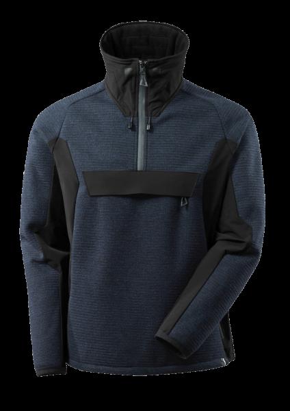 Herren Strickpullover Mascot Advanced 17005-309 dunkelmarine/schwarz 01009_1