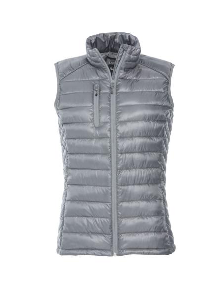 Damen Steppweste Clique Hudson Vest Ladies 020975 Grau 90_1