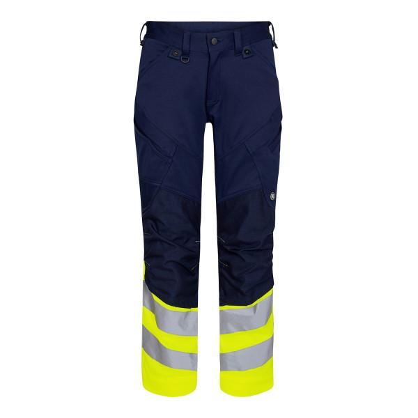 Herren Sicherheitshose FE Engel Safety 2546-314 Blue Ink/Gelb 16538