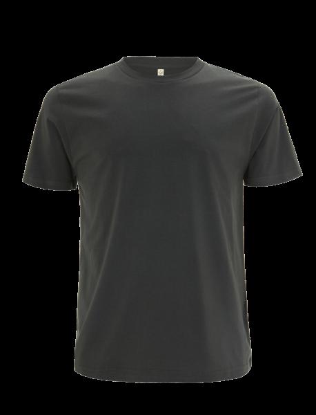 Herren T-Shirt kurzarm Continental Clothing EARTHPOSITIVE® EP01 Dark Grey_1