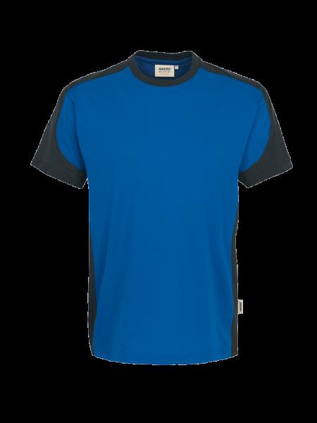 Herren T-Shirt kurzarm Hakro Performance 290 royalblau 010_1