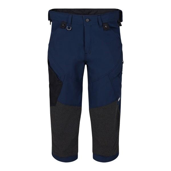 Herren Arbeitshose FE Engel X-Treme Stretch 3/4 Hose 6368-317 Blue Ink 165