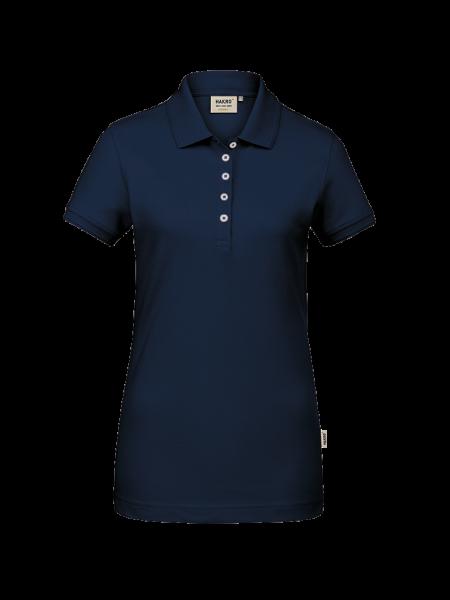 Damen Poloshirt kurzarm Hakro GOTS-Organic 231 tinte 034_1