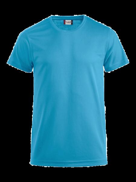 Herren T-Shirt kurzarm Clique Ice-T 029334 Tuerkis 54_1
