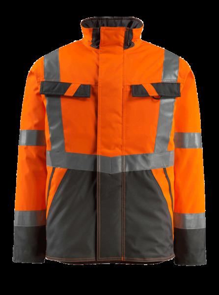 Herren Sicherheits - Winterjacke Mascot Penrith 15935-126 hi-visorange/dunkelanthrazit 1418_1