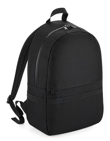 Rucksack BagBase Modulr™ 20 Litre Backpack BG240 Black