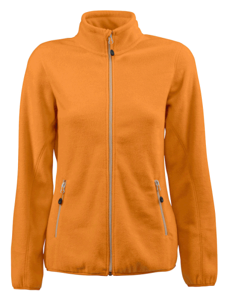 Damen Fleecejacke Printer Rocket Lady 2261503 Orange 305_1