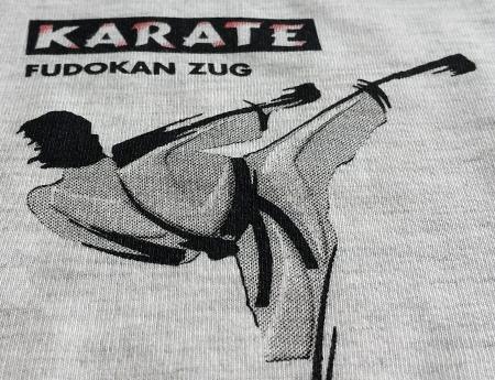 t-shirt-bedrucken-im-rasterdruck-karate-fudokan