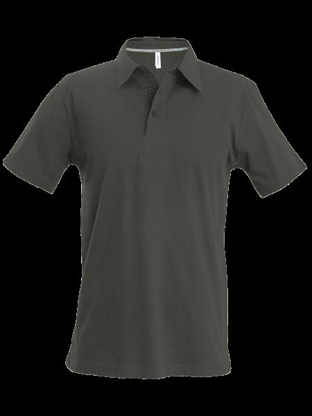 Herren Poloshirt kurzarm Kariban K241 Dark Khaki_1