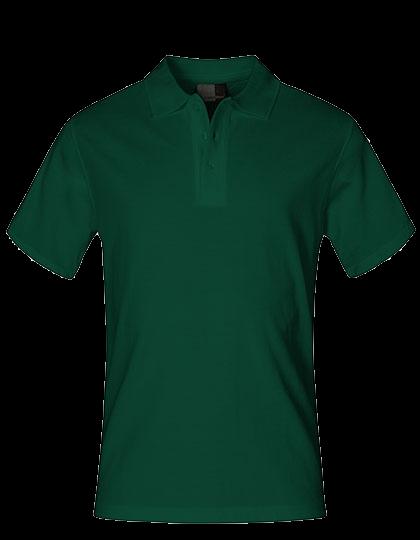 Herren Poloshirt kurzarm Promodoro Superior 4001 Forest_1