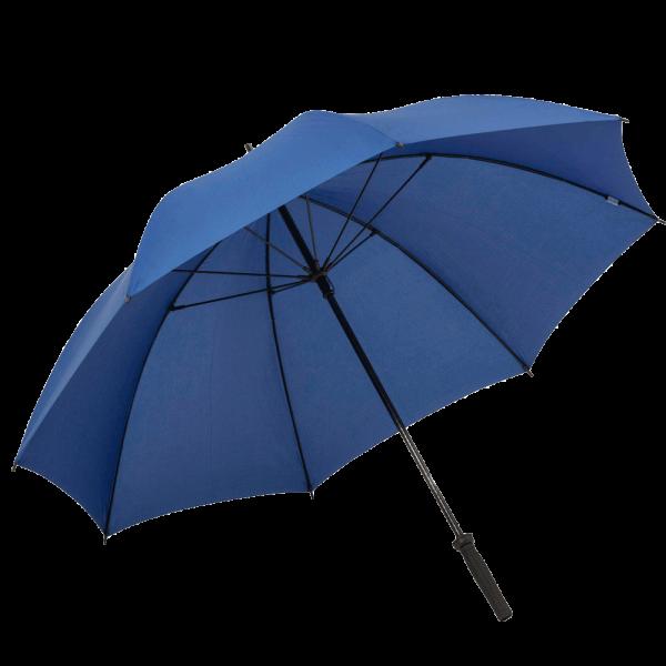 Regenschirm GOLFER 42320 Golfschirm Portierschirm-Handoeffner royalblau