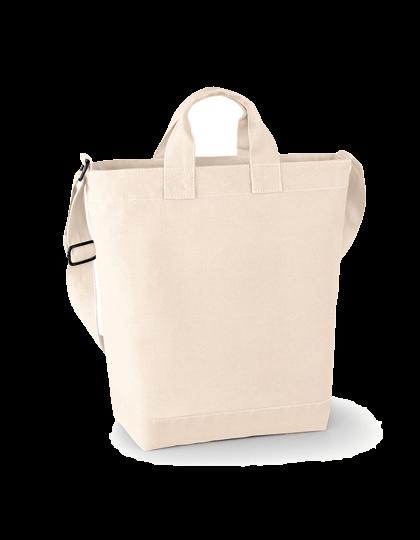 Tragtasche BagBase Canvas Day Bag BG673 Natural_1