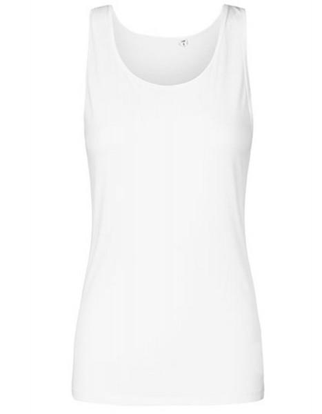 Damen Tanktop Promodoro Roundneck 1451 White