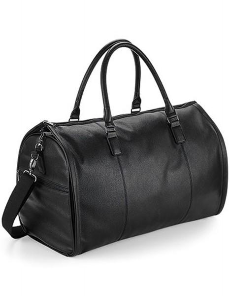 Reisetasche Quadra NuHide® Garment Weekender QD880 Black