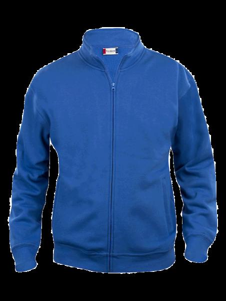 Kinder Sweatjacke Clique Basic Cardigan junior 021028 Royal Blau 55_1