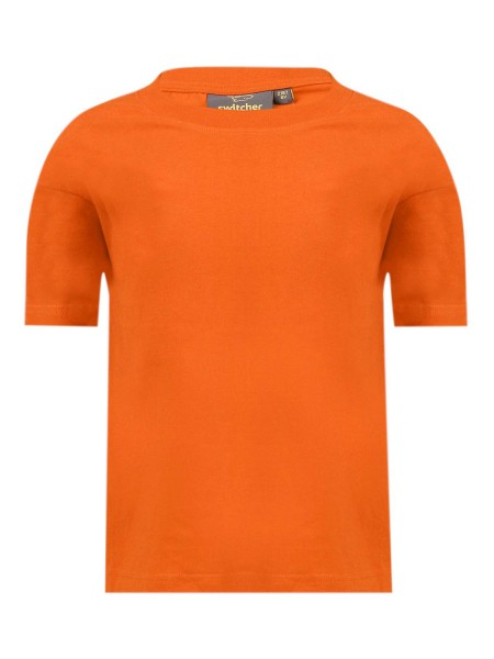 Kinder T-Shirt kurzarm Switcher Baolino 2187 FLAME 182
